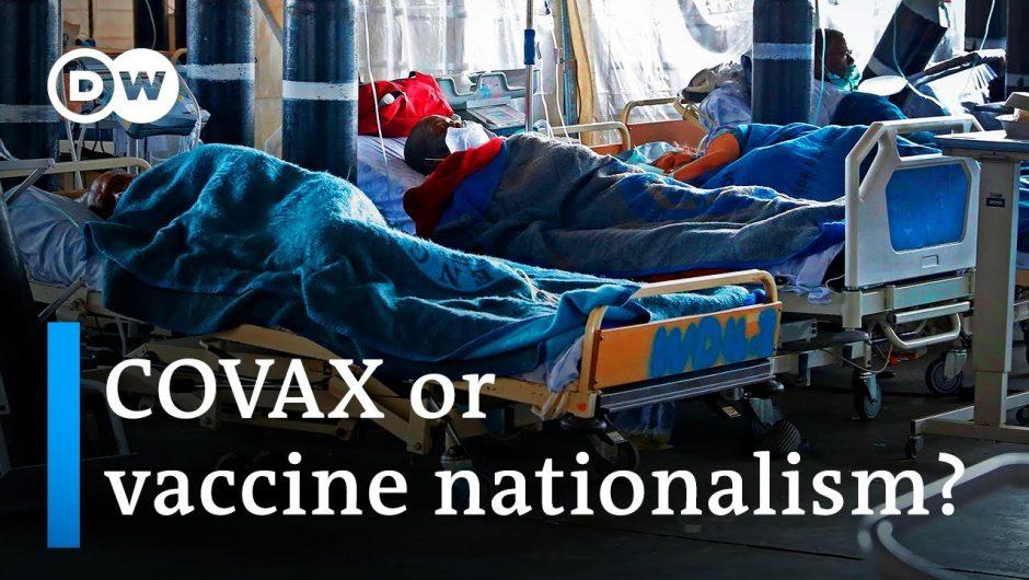 Coronavirus vaccines 'must be available for everyone, everywhere'   UN Deputy Secretary General