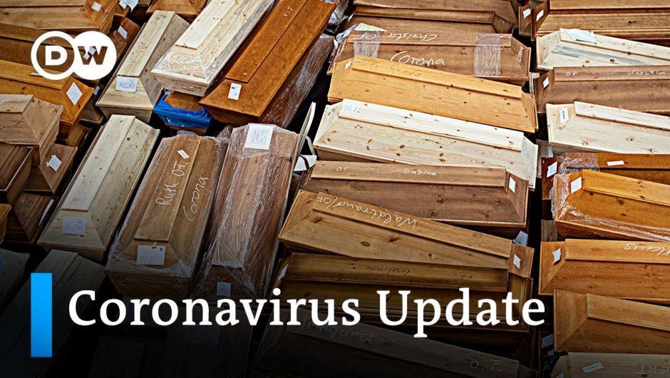 Germany surpasses 50,000 COVID deaths, UK crosses 90,000 | Coronavirus Latest