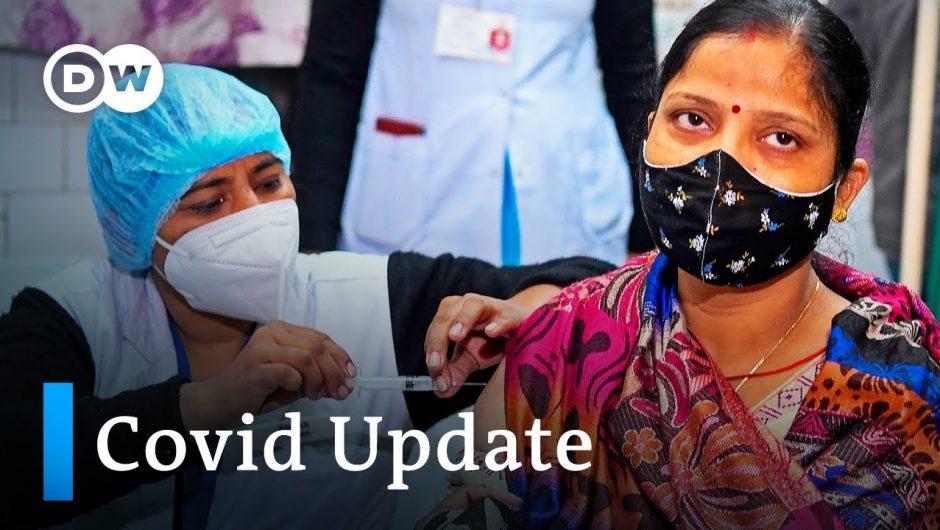 Covid deaths surge in Germany +++ India starts vaccine drills   Coronavirus Update