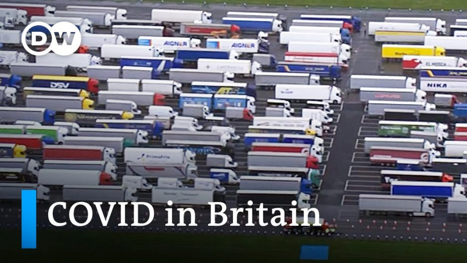 Britain's Covid-19 isolation stokes fears of food shortages | Coronavirus Update