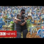 Half a million Covid deaths in Brazil as calls grow for President to be impeached – BBC News