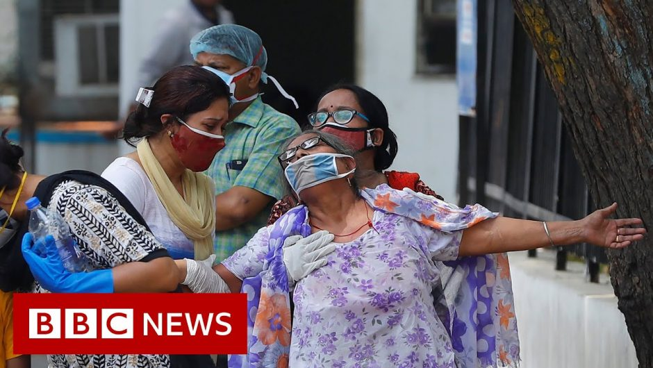 India coronavirus: 'My city is under siege from Covid'