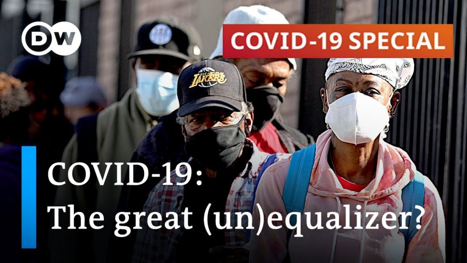 Hunger, poverty and unemployment: How coronavirus reveals inequalities | COVID-19 Special
