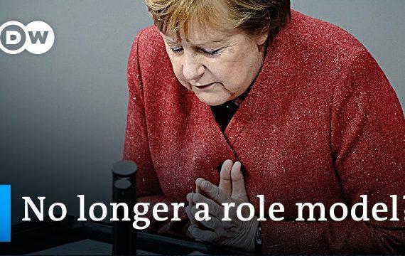Coronavirus: Merkel urges for stricter lockdown as COVID deaths peak in Germany | DW News