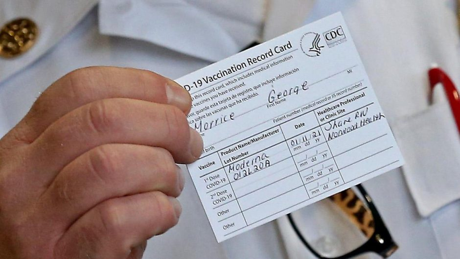 A Connecticut doctor who gave patients blank, signed COVID-19 exemption forms has surrendered her medical license