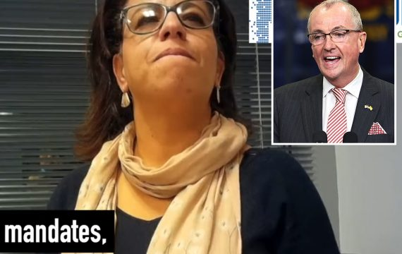 Gov. Phil Murphy advisors caught talking about COVID-19 mandate on camera